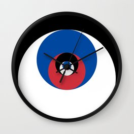 Brother North South Wall Clock