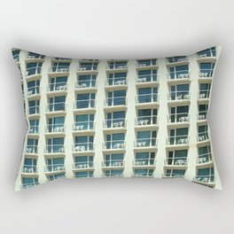 Tel Aviv - Crown plaza hotel Pattern Rectangular Pillow