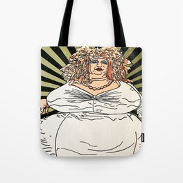 Mrs. Allonby Tote Bag