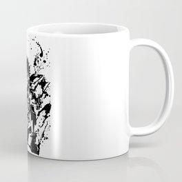 Midoriya Izuku Ink Splatter Coffee Mug