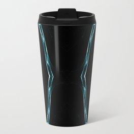 Blue Stream Travel Mug