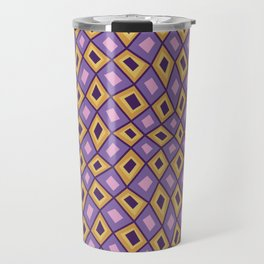 Diamonds Are Forever-Sunset Colors Travel Mug