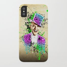 Fred Astaire, new steps.  iPhone Case
