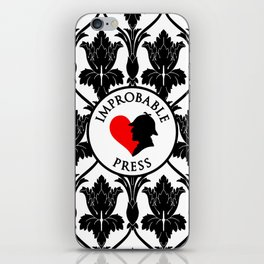 Improbable Press iPhone Skin