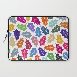Colorful leaves II Laptop Sleeve