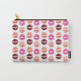 A Million Kisses Carry-All Pouch