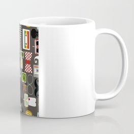 Quirky Robots Coffee Mug