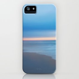 Painted Beach 2 iPhone Case