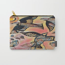 Season  Of The Swifts Carry-All Pouch