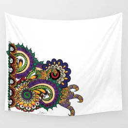 Hello 70s! Corally Wall Tapestry