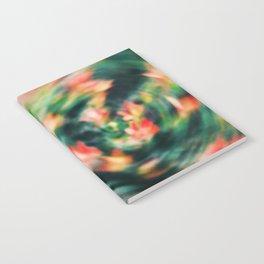 Flower Spin Notebook
