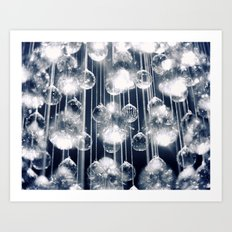 Light Bling Art Print