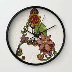A is for... Wall Clock
