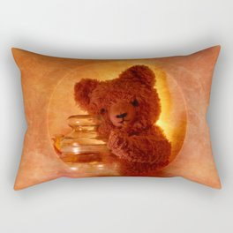 My Teddy Bear Rectangular Pillow
