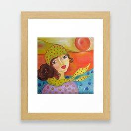 Abie  Framed Art Print