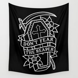 Don't Fear the Reaper Wall Tapestry