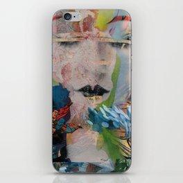 Beauty on Wheels iPhone Skin