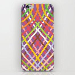 Geometrical- CROSS iPhone Skin