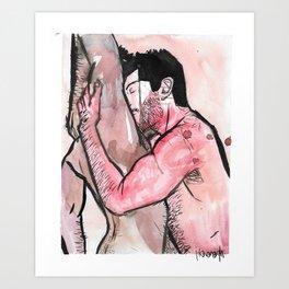 Pit Appreciation Art Print