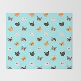 CATSv2 Throw Blanket