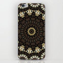 Wolfheart Mandala iPhone Skin