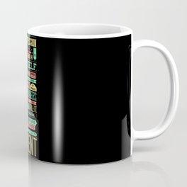 Lab No. 4 Getting Ahead Sophia Loren Motivational Quotes Coffee Mug