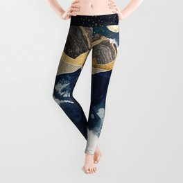 Midnight Winter Leggings