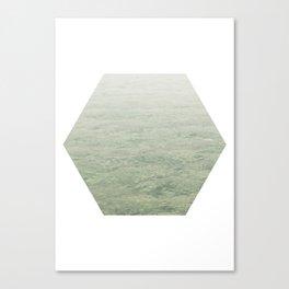The sea Canvas Print