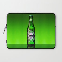 Ice cold Heineken Laptop Sleeve