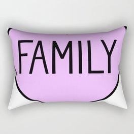 Family Love Rectangular Pillow