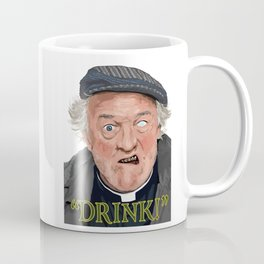 """Drink!"" Coffee Mug"