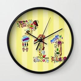 7/11 Wall Clock