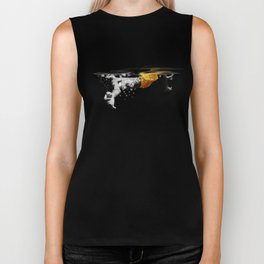Black Water II Biker Tank