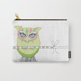 Little Owl Carry-All Pouch