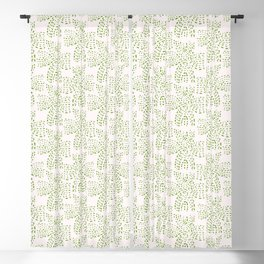 green cross Blackout Curtain
