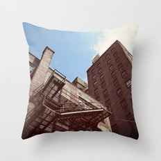 L O O K . U P . Throw Pillow