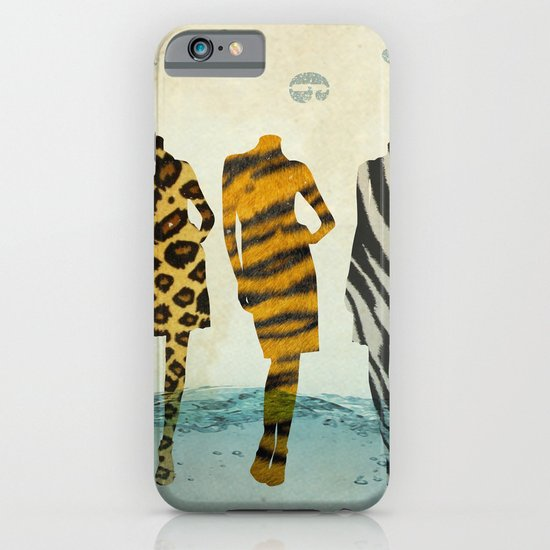 fashion line up iPhone & iPod Case