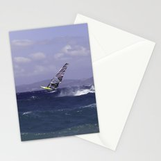 Catching Wind Stationery Cards