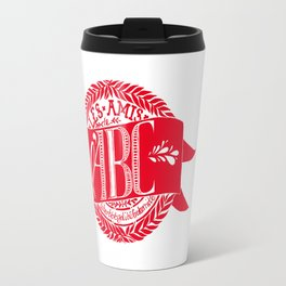 ABC Society Travel Mug