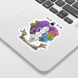 Pan+Ace Sticker