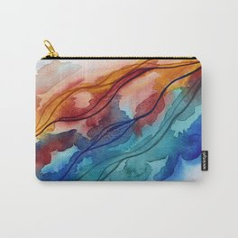 You Set The Water On Fire Carry-All Pouch