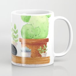 Cat sleeping Coffee Mug