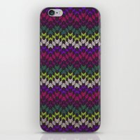 sweater iPhone & iPod Skins featuring Mummy's Sweater by Angelo Cerantola