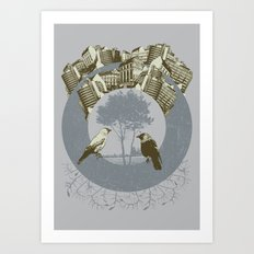 Truth And Sufficiency Art Print