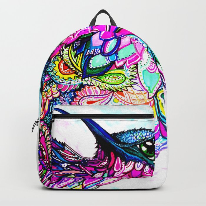 Illusion Fantasy in Flight Backpack