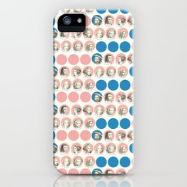 Henry VIII & Six Sorry Wives iPhone Case