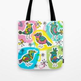 Bird Life Tote Bag