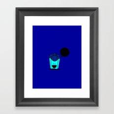 Fryday Framed Art Print