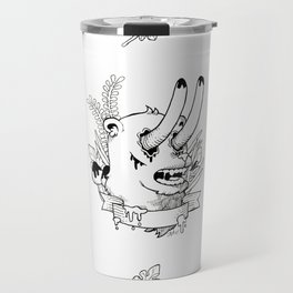 Oh, Honey! Travel Mug