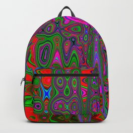 Psychedelic Happened Backpack